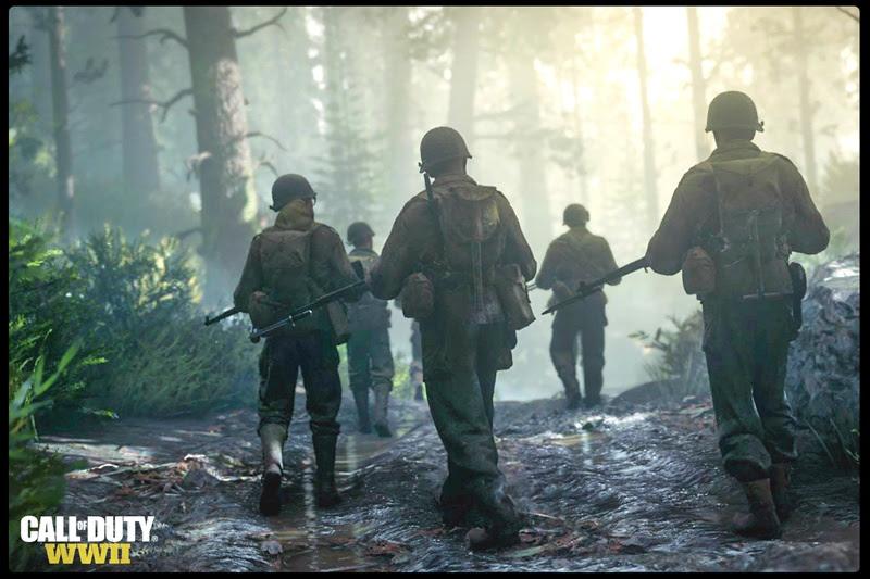 [Call of Duty: WWII] ย้อนคืนสู่ยุคสงครามโลก..!?