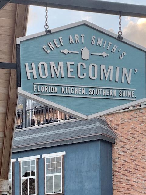 Chef Art Smith's Homecomin'