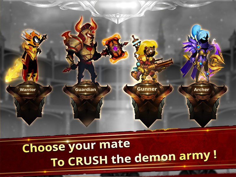 Stickman Legends - Ninja Warriors: Shadow War Screenshot 13