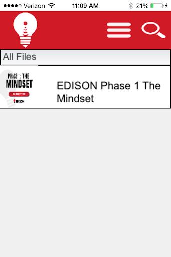 DishOne Edison V0.0.1 screenshots 4
