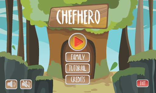 ChefHero 1.0.0 screenshots 1