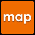 MapmyIndia Map: Nearby, GPS Navigation & Traffic icon