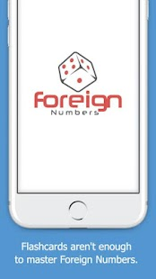Foreign Numbers- screenshot thumbnail