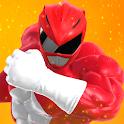 Hero Ranger Battle Real Dino Fight Ninja Warrior icon