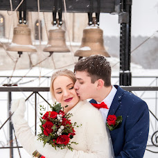 Wedding photographer Darya Plotnikova (Fotodany). Photo of 16.02.2018
