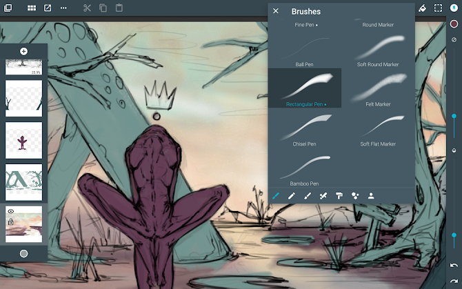 ArtFlow: Paint Draw Sketchbook Android 13