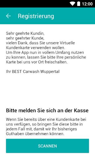 BESTcard App Wuppertal