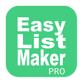 Easy List Maker PRO