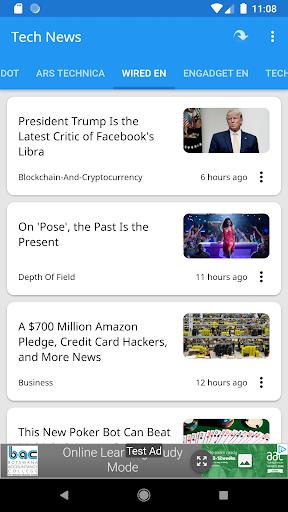 Tech News 1.9.1 Screenshots 7
