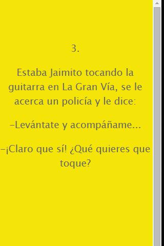 Los Mejores Chistes De Jaimito|玩娛樂App免費|玩APPs