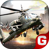 Gunship Air Helicopter Battle