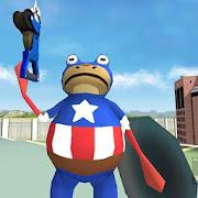 Amazing Battleground Frog