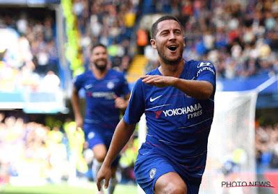 Surprise: pas d'Eden dans le groupe de Chelsea pour le déplacement en Europa League !