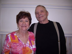 Photo: Jean Markham Hunt and Max Hunt