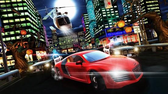 Robbery Halloween Crime City screenshot