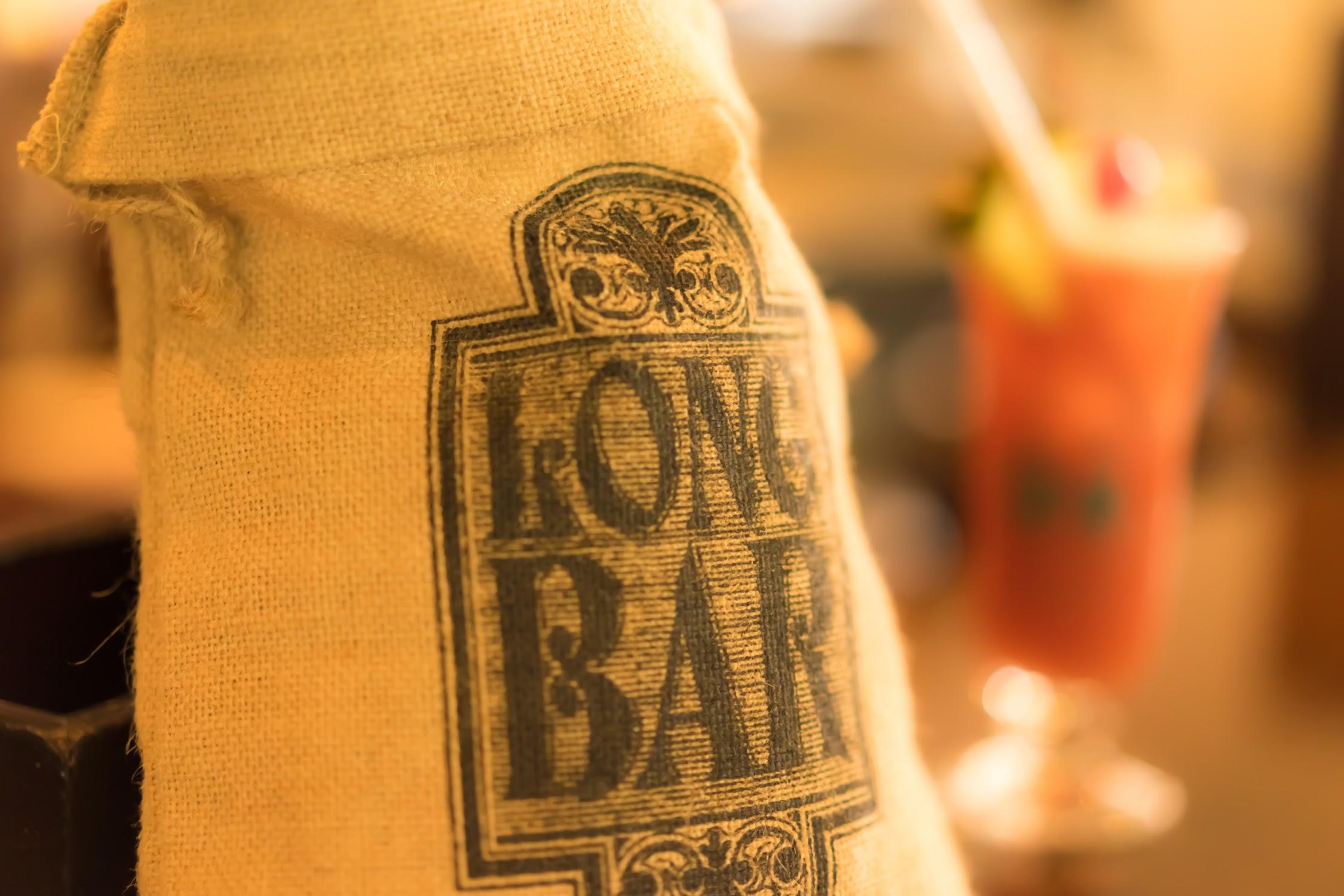 Singapore Long Bar Singapore Sling2