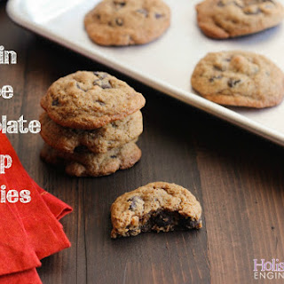 Grain Free Chocolate Chip Cookies