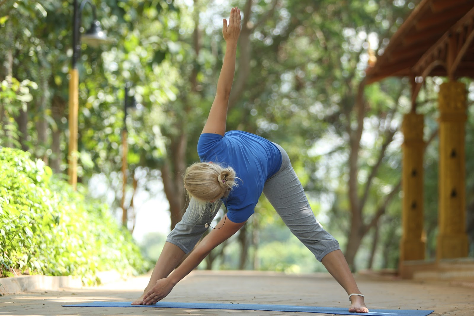 Ignite Your Digestive Fire Every Day with These 32 Yoga Poses for