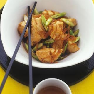 Vietnamese Chicken Stir-fry.