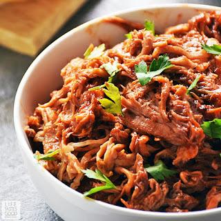 Slow Cooker BBQ Pulled Pork.