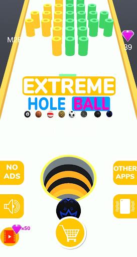 Extreme Hole Ball 1.2 screenshots 1
