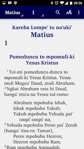 Alkitab Uma
