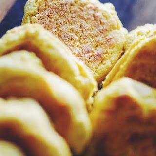 Baked Butternut Squash & Chickpea Bites (Gluten Free)