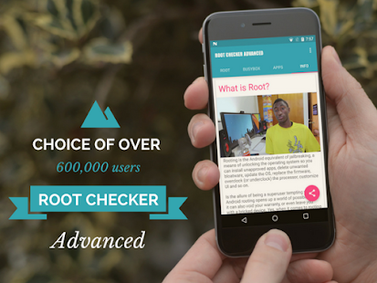 Root Checker Advanced [PREMIUM] - 50% OFF Screenshot