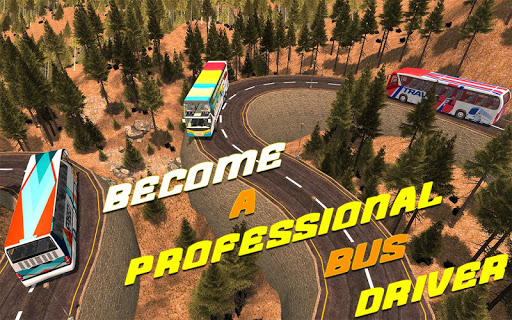 Heavy Mountain Bus Driving Games 2019 1.0 screenshots 5