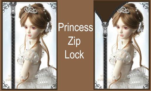 Princess Doll Zip Lock