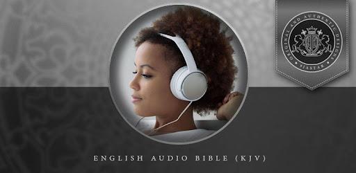 English Audio Bible (KJV) - Apps on Google Play