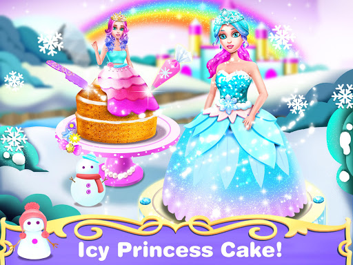 Princess Cake Bakery- Frost Cakes Baking Salon 1.6 Screenshots 1