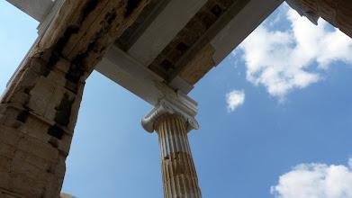 Photo: Propylaea - reconstruction