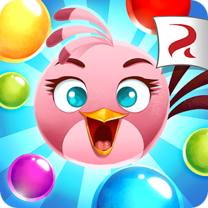 Angry Birds POP Bubble Shooter v1.9.0 Mod APK (Unlimited Money/Lives)