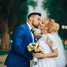 Wedding photographer Svetlana Gricyuk (sgritsyuk). Photo of 27.10.2017