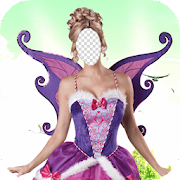Sexy Fairy Photo Montage