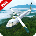 Hill Helicopter Adventure icon