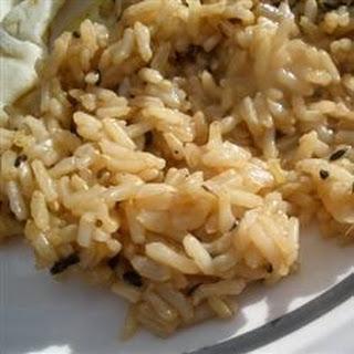 Indian Style Basmati Rice