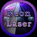 Laser GO Locker Neon icon