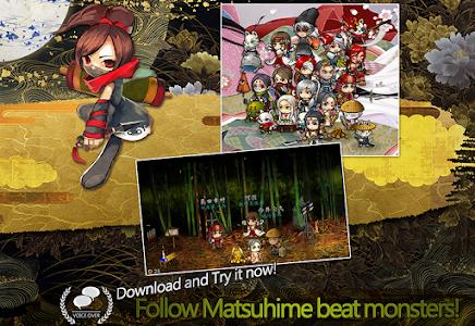 The Legend of Matsuhime screenshot 4