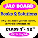 JAC Board Books & Solutions, MCQ Test, Model Paper icon