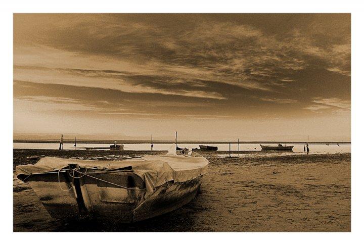 Barche mare cielo di Mato