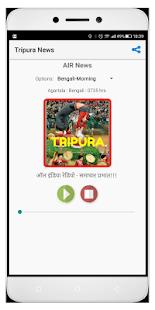 Tripura News & FM - Live! - náhled