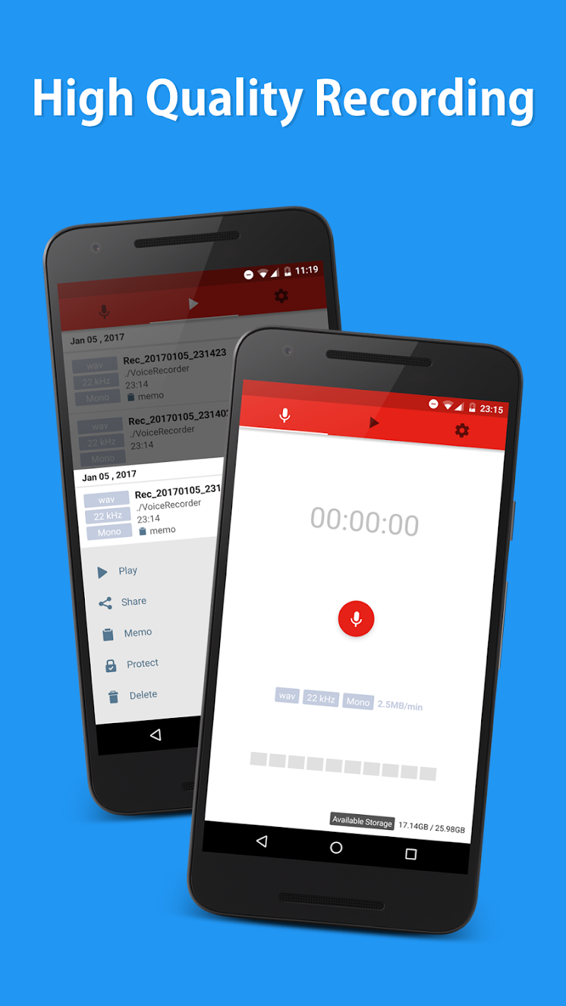 Voice Recorder Pro APK Cracked Free Download | Cracked