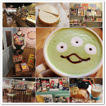 Wooly Cafe
