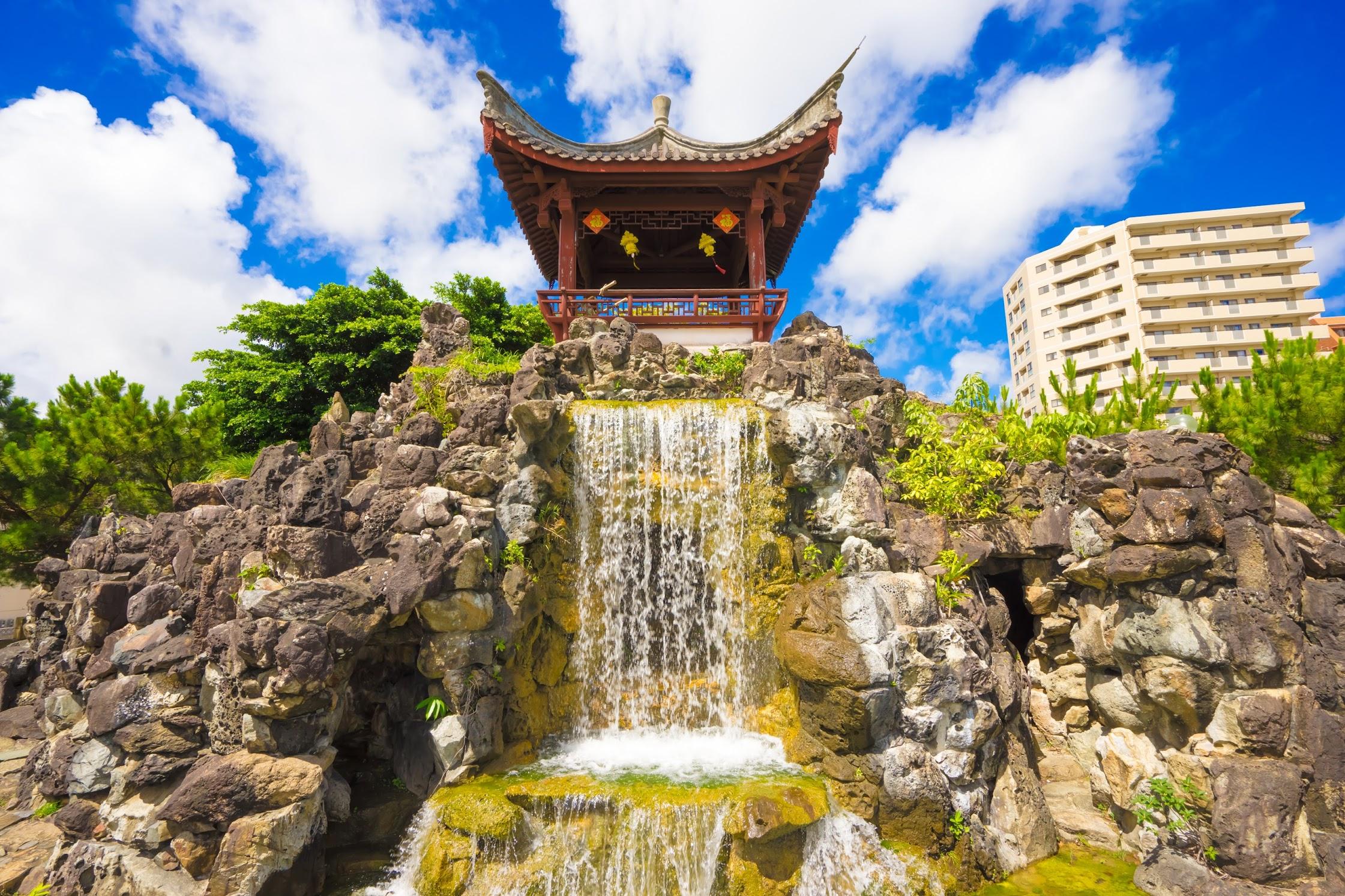 Naha Fukushuen Garden3