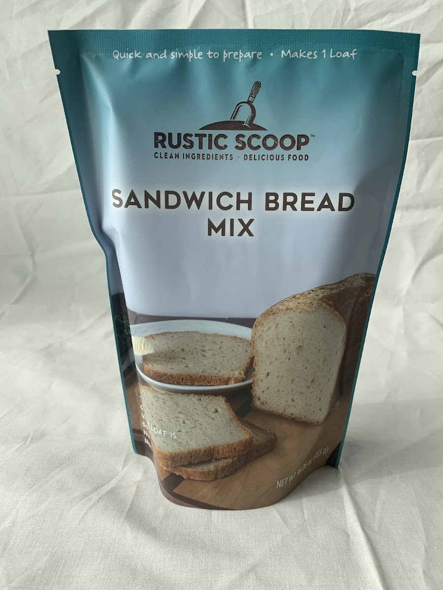 Sandwich Bread Mix