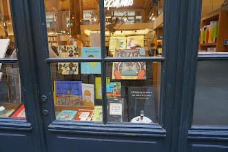 Photo: Librerías inimitables.