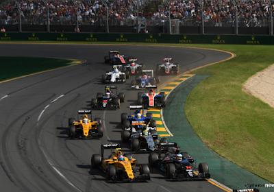 F1: La probable grille de départ 2017