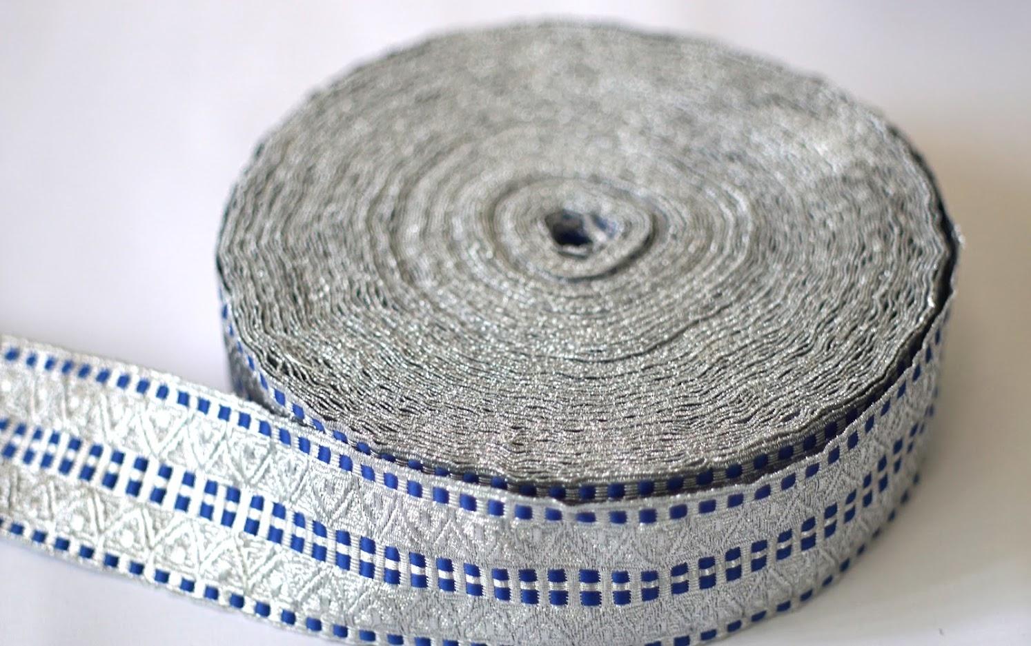 Proizvodnja ešarpi i traka za ešarpe. Made by SZR Mali Globus